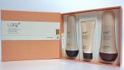 DONGINBI Redgin Science of LLang Basic 2Items Set/ Softening Toner 150ml, Emulsion 130ml, Cleanser 100ml