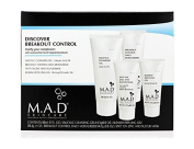 M.A.D Skincare Discover Breakout Control Acne System Set
