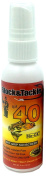 60ml Block and Tackle Invisible Zinc Dry Sunscreen Spray