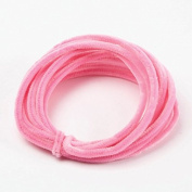 FloristryWarehouse Florist's Wire Chenille Pink 5m