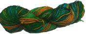 Knitsilk Simple Multicolor Sari Silk Yarn -