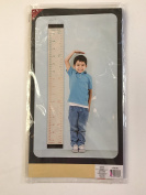 CANVAS GROWTH CHART FOR CHILDREN 1.5m TALL