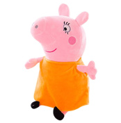 Plush Animal Toy for Babies and Children, Peppa Pig Family