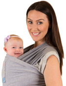 iCarryBaby Newborn, Baby & Toddler Wrap Carrier Sling & Cover With Front Pocket
