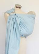 Calin Bleu Cotton Gauze Ring Sling