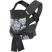 Infantino - Sash Mei Tai Baby Carrier - Black / Grey