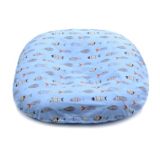 Removable Cover for Newborn Lounger. 100% Cotton. Made in USA