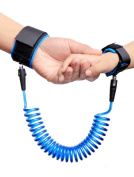 Cos2be Anti Lost Wrist Link Safety Hook and loop For Toddler Baby Kid Child
