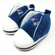 NFL NEW ENGLAND PATRIOTS HIGH TOP BABY BOOTIE