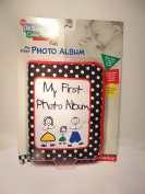 """The Dr. Sears Collection """"MY FIRST PHOTO ALBUM"""" Cloth Baby Album Development Toy"""