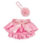 Binmer(TM) Toddler Baby Newborn Photo Prop Skirt Headband Set Anniversary Set