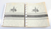 VINTAGE POLAROID LAND CAMERA PICTURE ALBUMS, SET OF 2