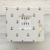 Anchors Baby Memory Book