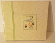 Classic Pooh Days with Pooh Memory Keepsake Baby Book 33cm x 29cm