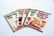 Publications International Holiday Soft Cover Set of 6 Books - Christmas