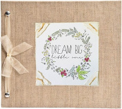 Hugs and Kisses XO Dream Big Baby Memory Book