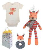 100% Organic 3 Item Baby Shower Gift Set