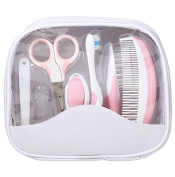 7 Pcs / Set Baby Grooming Care Manicure Set Healthcare Kit, Fsight