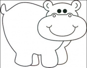 Little Hippo Frameless (CLAY)