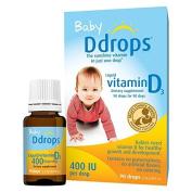 Ddrops Baby 400 Iu 90 Drops
