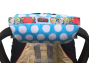 Padalily The Original Car Seat Handle Cushion/Pad/Pillow Newborn 0-12 months