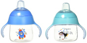 Philips Avent My Little Sippy Cup, Teal/Blue, 210ml, 2 piece