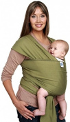 Moby Wrap Bamboo Baby Carrier, Olive