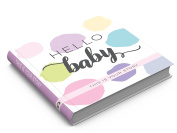 Sticky Bellies Modern Baby Memory Book