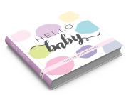 Sticky Bellies Modern Baby Memory Book
