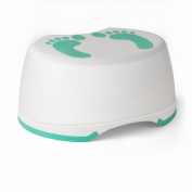 ACKO Step Stool For Children Anti-Slip Bathroom and Kitchen Foot Stool Perfect For Baby Kids Potty Training, Hand Washing, Teeth Brushing