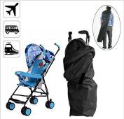 SINOTOP Car Seat Travel Bag Premium Umbrella Stroller Airport Gate Cheque Travel Storage Bag Foldable Pouch Hand / Shoulder Strap