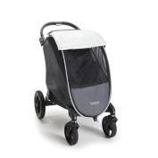 Brica Shield Stroller Comfort Canopy, Grey