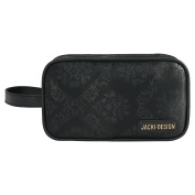 Travel / Cosmetic Makeup Ladies Clutch Toiletry Bag Black