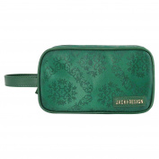 Travel / Cosmetic Makeup Ladies Clutch Toiletry Bag Emerald