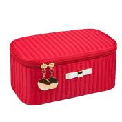 EN'DA Small Cosmetic Toiletry Bags Cute Makeup Travel Bag-20cm