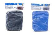 Set of 2 Bathroom Organiser Bags 22cm x 17cm x 8.9cm