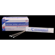Dukal 9003 Cotton Tipped Applicator, Non-Sterile, 7.6cm (1000 Boxes of 10)
