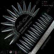 Long Stiletto tips 240pcs Acrylic Nail Art Salon nail tips Clear