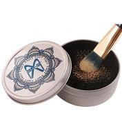 Makeup Brush Cleaner Eye Shadow Blush Colour Removal Sponge Box Colour Switch Sponge