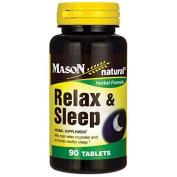 RELAX & SLEEP TABS MASON Size