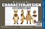 PRO CHARACTER PROFILE SHEETS 11x17