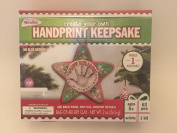 Create Your Own Handprint Keepsake Ornament