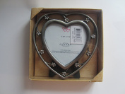 Heart Shape Picture Frame 8.9cm x 8.9cm