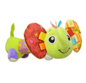 0-3 Year Baby Kids Cute Animal Plush Rattles Hand Bells Multifunctional Toys Educational Funny Toys Gift for Newborn
