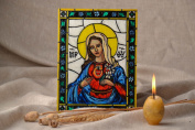Blessed Virgin Mary Icon