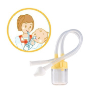 New Born Baby Nasal Aspirator Silicone Nose Snot Cleaner