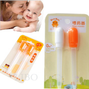 Gaorui 6PCS Baby Glass Dropper Given Medicines Device Nasal Suction Pump Nose Cleaner