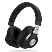 E8 Noise Cancelling Headphones with Inline Microphone, Active Noise Cancelling, Over-ear, Wired