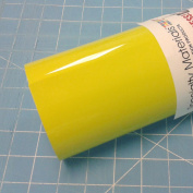 ThermoFlex Plus Lemon Yellow 38cm x 0.9m Iron on Heat Transfer Vinyl