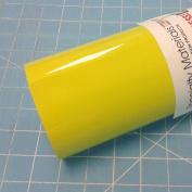 ThermoFlex Plus Lemon Yellow 38cm x 0.9m Iron on Heat Transfer Vinyl